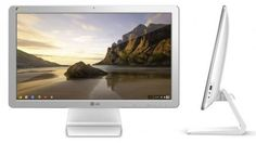 http://www.gizmeon.com : LG Chromebase AiO PC launched in India for Rs 32,000  Read more : http://gizmeon.com/lg-chromebase-aio-pc-launched-in-india-for-rs-32000/