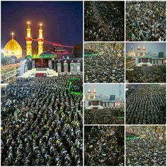 الْعَابِدُونَ الْحَامِدُونَ السَّائِحُونَ الرَّاكِعُونَ السَّاجِدُونَ .  The Worshippers [ of Allah ]  ,The Praisers [ of Allah ] ,The Travellers [ for His Cause ] ,Those who Bow and Prostate [ in Prayer ].  #17Safar1437 #ArbaeenWalk #LabbayakYaHussein