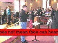 Deaf Awareness Video
