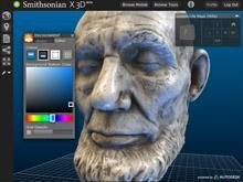 3D artifacts from the Smithsonian