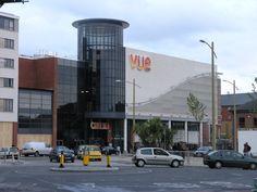 Vue cinema located in Swansea city centre.