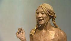 Resultado de imagen para escultura en papel mache