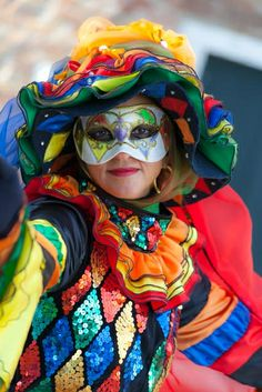 Very colorful outfit | Flickr - Photo Sharing!