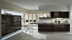 Searching for kitchen cabinets in Newton MA. YGK will be you best choice for modern kitchen cabinets. We have a large variety of kitchen cabinet designs. Modern Kitchen Cabinets, Kitchen Cabinet Design, Modern Kitchen Design, Kitchen Furniture, German Kitchen, New Kitchen, Kitchen Decor, Bespoke Kitchens, Luxury Kitchens