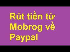 Bằng chứng rút tiền từ Mobrog -trang làm khảo sát uy tín-Tuấn MMO