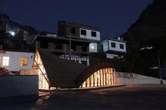 Galeria de Biblioteca e Centro Comunitário Pinch / Olivier Ottevaere + John Lin - 6
