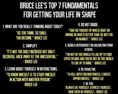 Bruce Lee quote #leadership #crossfitfruition