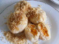 Zdravě jíst: Ovocné tofu knedlíky
