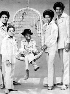 Michael Jackson Tean Age Friends
