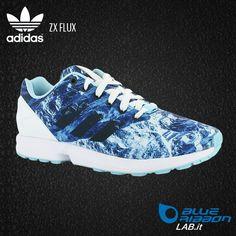 Adidas Sneakers Instagram Flux Zx Adidas pc6FRpfw1W