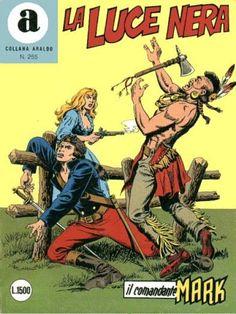 Collana Araldo - Il Comandante Mark (Volume) - Comic Vine