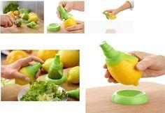 Citromspray (citromba nyomható spray fej), pl. http://bigyoshop.hu/?q=products/show/citrom-spray