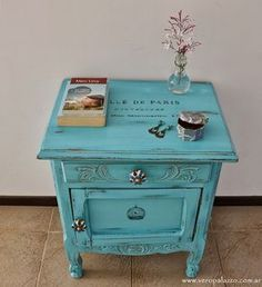 Cool Furniture Inspiration – My Life Spot Chalk Paint Furniture, Hand Painted Furniture, Recycled Furniture, Cheap Furniture, Furniture Projects, Furniture Makeover, Distressed Furniture, Antique Furniture, Rustic Furniture