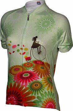 Spring Biking Women s Cycling Jersey by 83 Sportswear 8dbe164f9