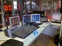 Vodacom Radio Studio