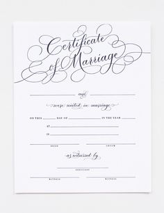 gorgeous keepsake marriage certificate