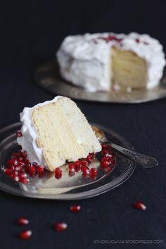 white cake | food photography