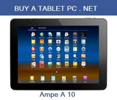 Ampe A10: http://www.buyatabletpc.net/ratings-reviews/ampe-a10-tablet-review.html