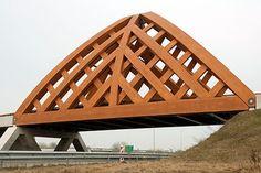 Achterbosch Architectuur & ONIX - Krusrak bridge, Sneek 2008.