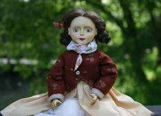 Check out this item in my Etsy shop https://www.etsy.com/listing/456940814/ooak-art-doll-wooden-doll-suliko