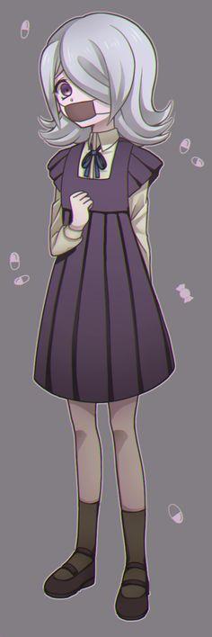 Seiko Kimura | DanganRonpa 3.