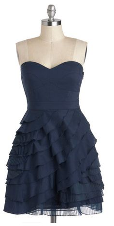 Plus Size Strapless High Low Dress with Crochet Lace Bodice - My ...