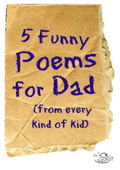 father's day card poems from wife