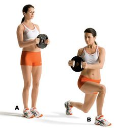 8 lower ab workouts. Problem area for most women - these are killer!