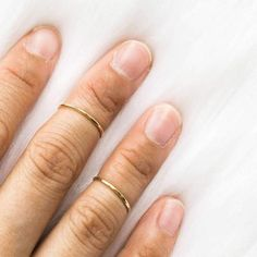 Dainty Stacking Rings | Simple & Dainty Dainty Ring, Dainty Jewelry, Sterling Silver Rings, Gold Rings, Diamond Ring Cuts, Free Ring, Midi Rings, Bracelet Sizes, Stacking Rings