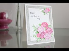 Handmade card: Happy mother's day