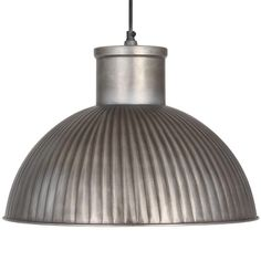 Large Metal Industrial  Light