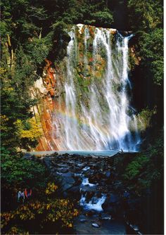 Waterfall of Maruo. Looking for more information about Kagoshima? Go Visit Kirishima city. http://www.city-kirishima.jp/