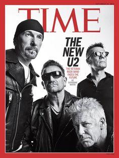 U2 -Magazine Times -29 Septembre 2014