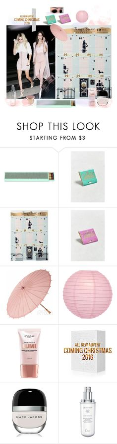 """""""👄SCORPIO♏️"""" by forever-seventeen ❤ liked on Polyvore featuring Balmain, HAY, Incense Match, Cultural Intrigue, L'Oréal Paris, Marc Jacobs and Christian Dior"""
