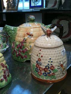 Sweet honey pots!