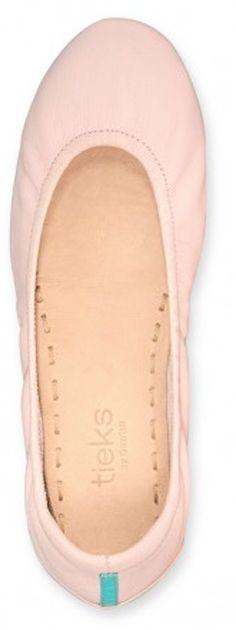 Light pink ballerina ballet flats... Supposed the be Da Best!!!