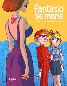 Le Spirou de Feroumont, Fantasio aurait dit oui http://www.ligneclaire.info/le-spirou-de-t9-38864.html