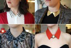 Collar Fashion Trend - Indiemode