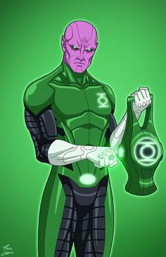 """Abin Sur"" sponsored by an anonymous backer for Roysovitch's project. Character belongs to DC Comics.FB page for Abin Sur commission Green Lantern Movie, Green Lantern Corps, Green Lanterns, Comic Character, Character Concept, Character Design, Superhero Characters, Dc Comics Characters, Marvel Dc Comics"