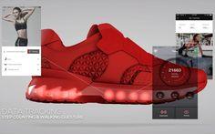 La evenimentulTech World al acestui an, cei de la Lenovo au prezentat prima pereche de pantofi inteligenti care, spun ei, cu succes ar putea inlocuidispozitivele de fitness, dar poate prelua si rolul unui controller de jocuri cu ajutorul senzorilor integrati.  Ce pot face acesti pantofi? Pot masura numarul de pasi, ca si un tracker simplu de fitness, doar ca senzorul incorporat in pantofi sugereaza o acuratete mai mare. Deasemenea, talpa, mai exact tocul pantofului include o capsula…