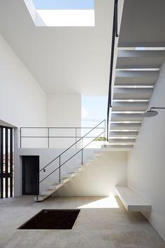 HOUSE IN HAYAMA - GENERAL DESIGN