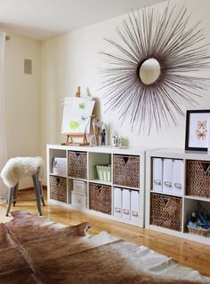 Stationery Design, Old Houses, Shelving, Graphic Design, Studio, Home Decor, Furniture, Shelves, Decoration Home