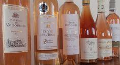 A Provence é uma das poucas regiões do mundo com foco nos vinhos rosés.