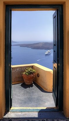 Nice view...where is this? So beautiful!