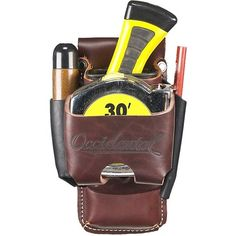Amazon.com: Occidental Leather 5522 Belt Worn 4-in-1 Tool/Tape Holder: Home Improvement