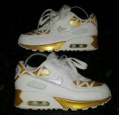 Custom Nike Air Max IG: @_hp90customs