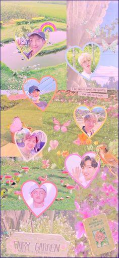 Army Wallpaper, Soft Wallpaper, Bts Aesthetic Wallpaper For Phone, Aesthetic Wallpapers, Foto Bts, Bts Taehyung, Bts Jimin, Theme Bts, Walpapers Cute