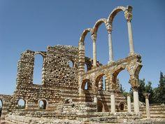 Ruinas de Anjar, Libano