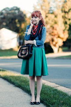 Green dress. #haircareArmagh,