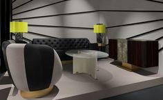 #notorious #marioni #interiordesign #madeinitaly #salonemilano